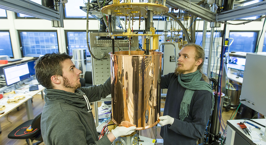 Research in Condensed Matter Physics at the Niels Bohr Institute
